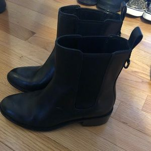 Cole Haan Shoes - Colé Haan Ankle Boots Leather